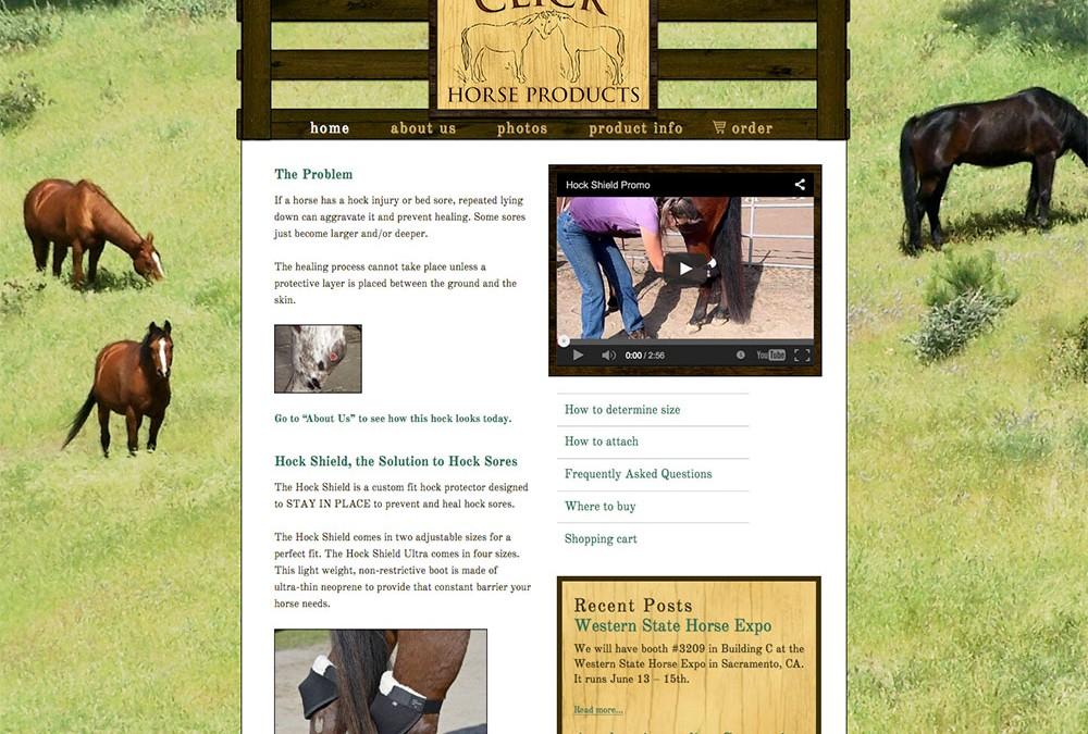 Click Horse Products