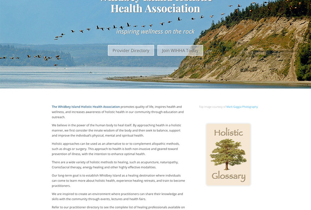 Whidbey Island Holistic Healing Association